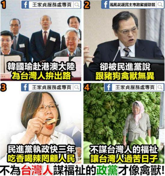 """""""凤凰花护民主市政监督联盟""""脸书账号截图"""