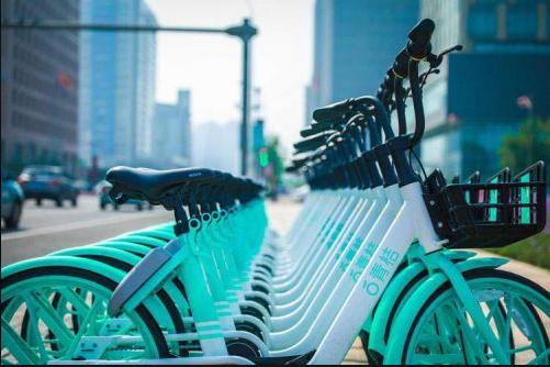 北京紧急约谈青桔单车:10月底前将违规投放单车运出北京图片