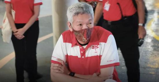 """疫情下的新加坡大选:政客化身""""网红""""玩转社交媒体"""