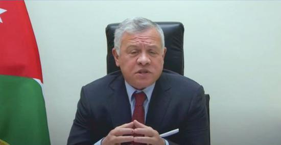 """约旦国王打破沉默发表公开信:""""政变被扼杀,宫廷危机结束"""""""