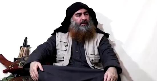 巴格达迪被杀细节曝光 与他的内裤有关(图)|巴格达迪