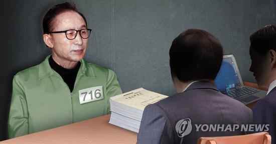 ag电子游戏官网;李明博拒绝检方上门调查