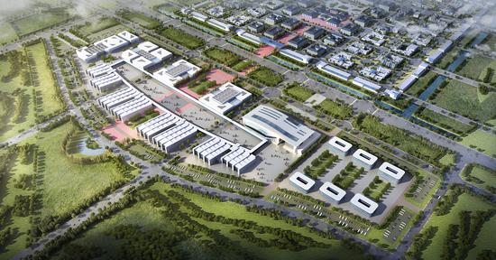 临空区将建国际会展中心!大兴机
