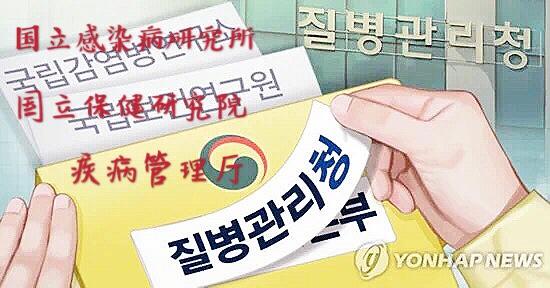 """升""""部""""为""""厅"""" 韩国面对疫情反扑""""背水一战"""""""