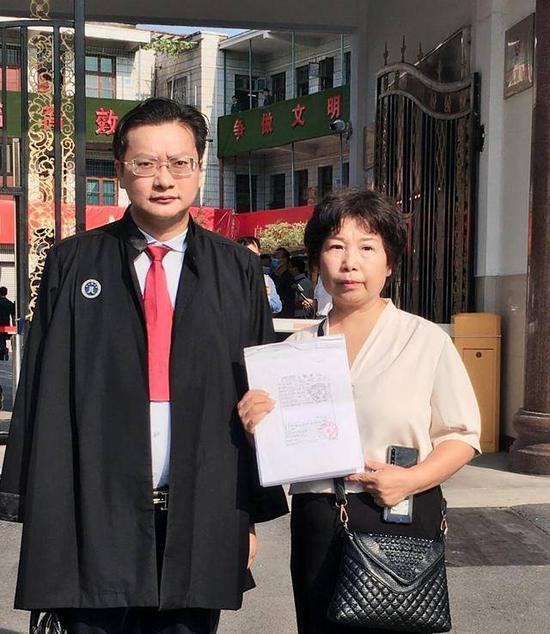 """河南开封回应被""""错换人生28年""""当事人起诉:尚不清楚主任是否出庭图片"""