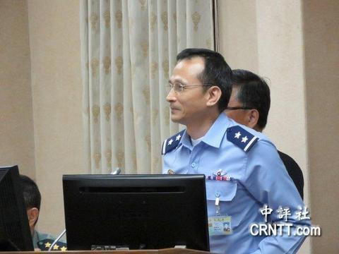 台空军参谋长刘任远