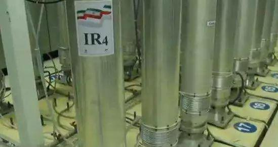 伊朗核设施资料图,图源网络
