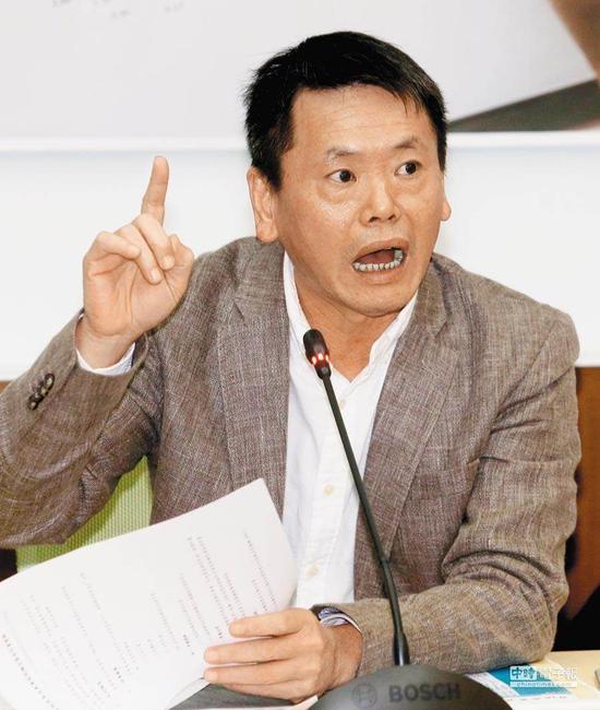 """提议中国国民党改名的""""立委""""又喊""""两岸断绝"""" 网友:被批的还不够?图片"""
