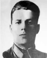 苏联飞行大队长库里申科