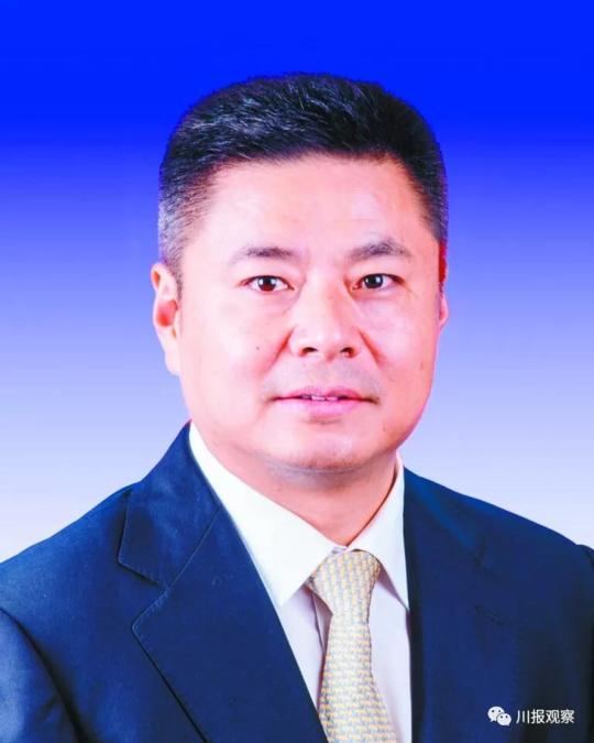 虞平任四川攀枝花市代市长(图/简历)图片