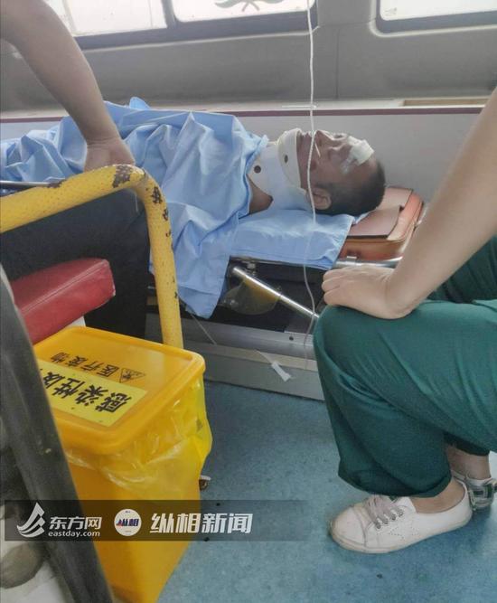 男子看守所里被打成脖子下全部瘫痪 曾举报当地官员