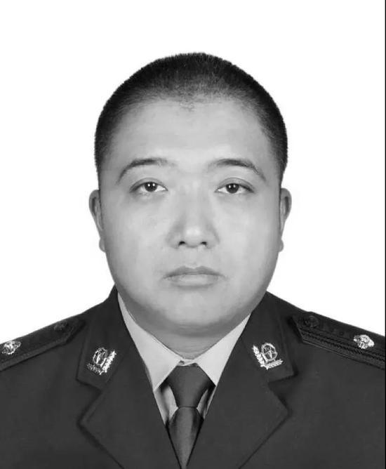 河北一33岁辅警殉职,最后的21秒语音听得痛心图片