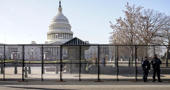 数十名美国会议员要求增加个人安保:我们被盯上了