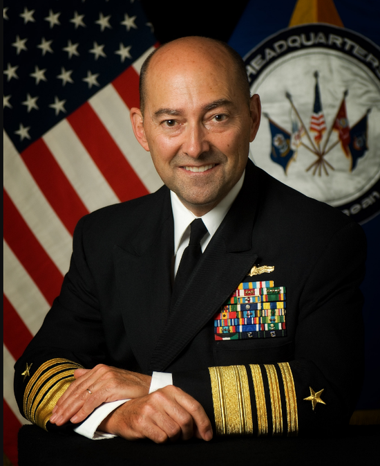 美国海军上将、前北约指挥官詹姆斯·斯塔夫里迪斯(资料图)