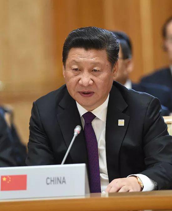 2015年7月9日,金砖国度指导人第七次会晤在俄罗斯乌法举行。中国国度主席习近平列席并发表重要讲话。新华社记者 饶爱民 摄