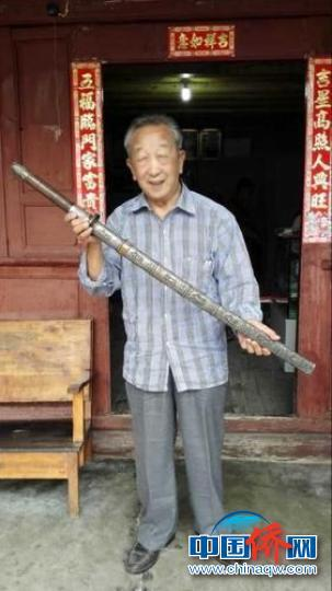 爱国侨领梁金山之子梁有成家中离世 享年84岁(图)
