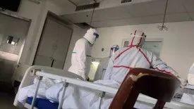 一个武汉肺炎康复者的样本观察:与病毒搏斗的22天图片