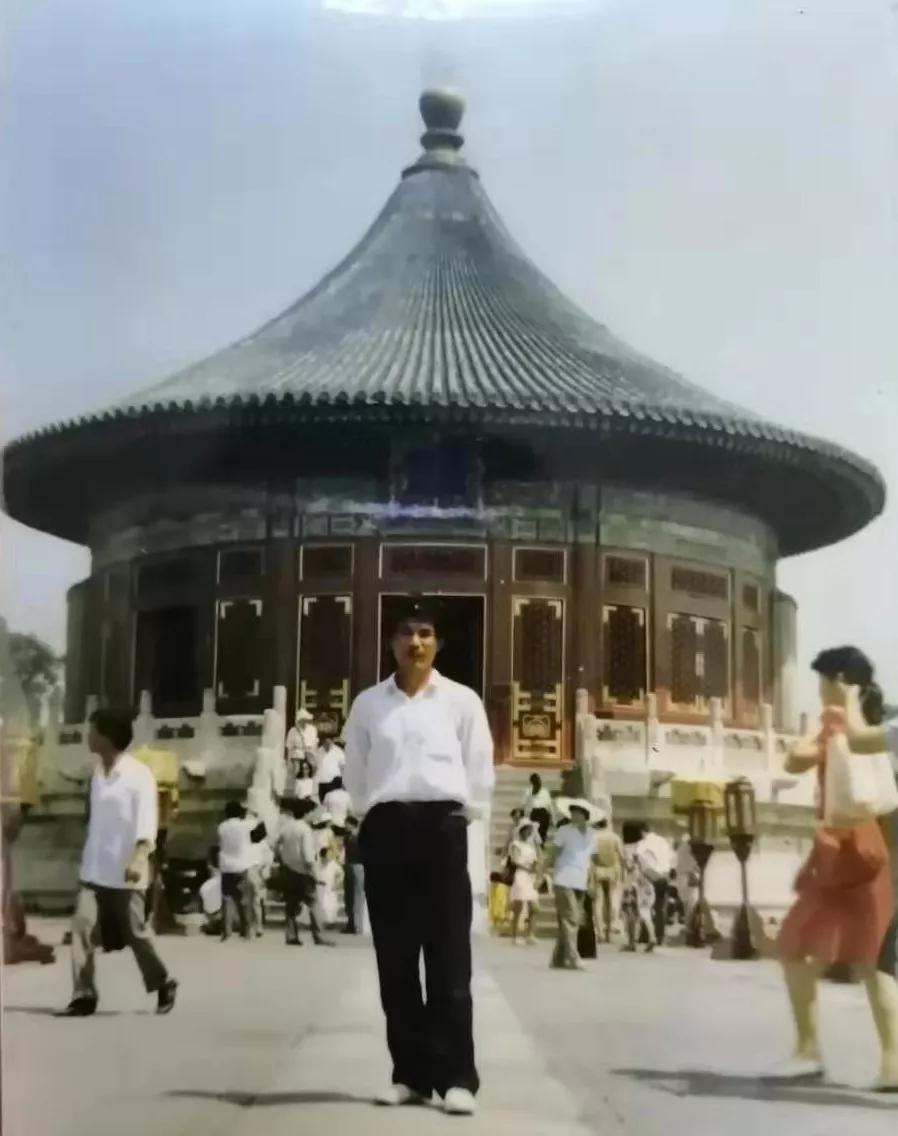 图/张国恒旧照