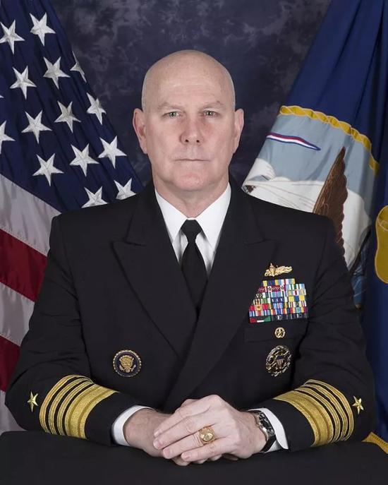 美军舰队司令部司令格雷迪