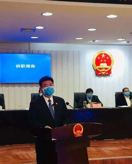 周口副市长刘建武殉职,两天前刚获任命,上周还在调研医废处置图片