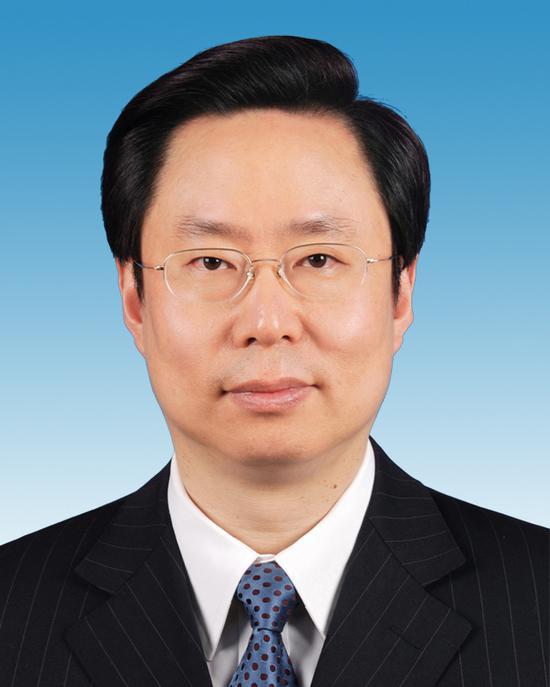 蓝绍敏任中共贵州省委委员、常委、副书记图片
