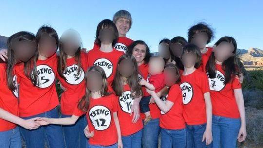 今年1月,加州发生一起骇人听闻的虐待及危害儿童事件