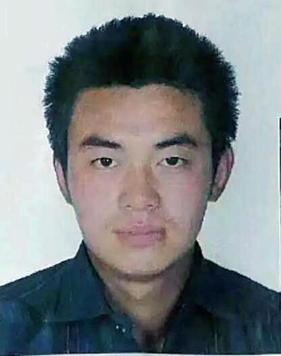 犯罪嫌疑人系陈胜亮。 定州公安局 图
