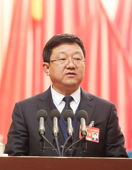 天富:杨正晓任昆明市天富委副书记图片