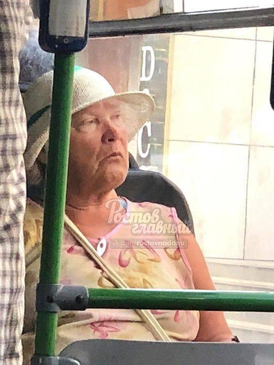 俄羅斯公交大媽長相酷似川普