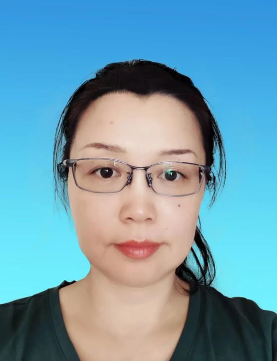 邸慧清、林航任北京海淀区副区长图片