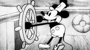 《威利汽船》中的米奇