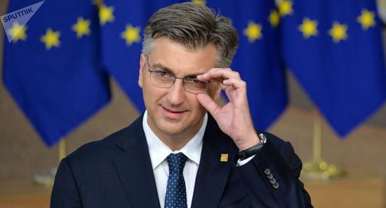 克罗地亚总理收到装有可疑粉末信件 曾遭多次威胁
