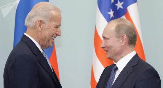 普京与拜登通话:祝贺你开始担任美国总统