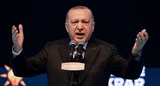 美媒:土耳其准备反制美国,冻结双边国防合作协议