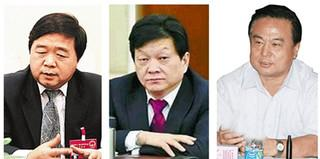 (图片人物从左至右依次为:季建业、虞海燕、武长顺)