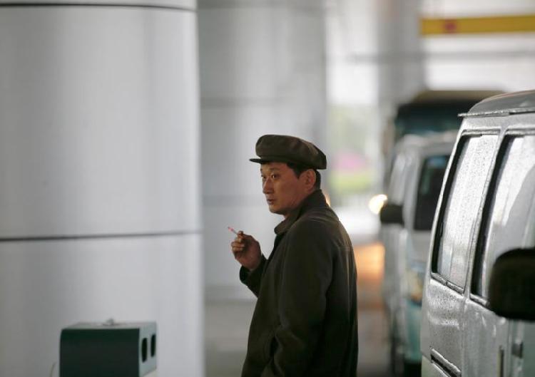 朝鲜中央通讯社:朝鲜宣布禁止在公共场合吸烟