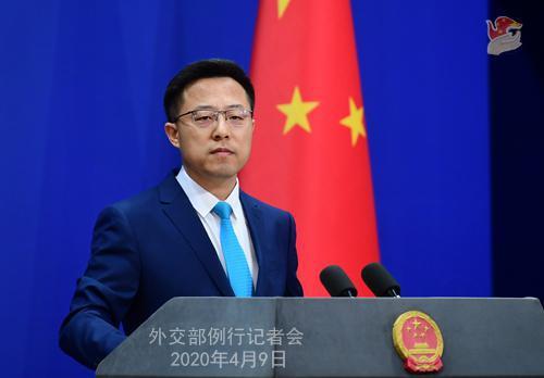台湾方面对谭德塞总干事进行种族主义攻击,外交部:强烈谴责图片