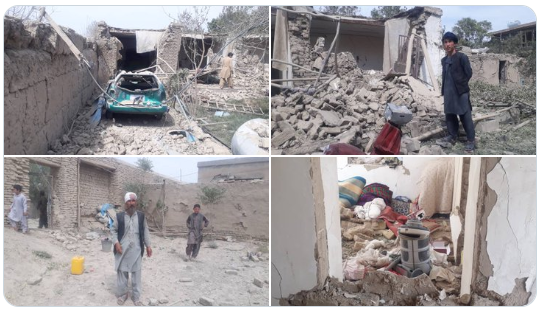 阿富汗北部军营外发生自杀式爆炸 致5死32伤