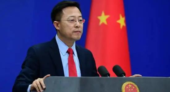 外交部表态,中国海警行动图片