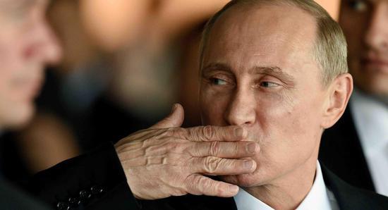俄罗斯总统普京(图源:Getty)