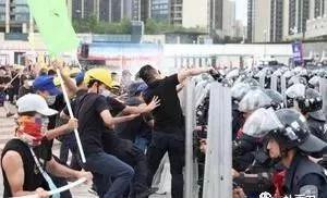 上万深圳公安集结进香港平乱?有可能吗|基本法|一国两制