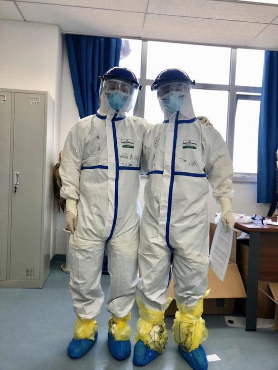 一位武汉医生的自述:我们是如何提取患者核酸检测样本的图片