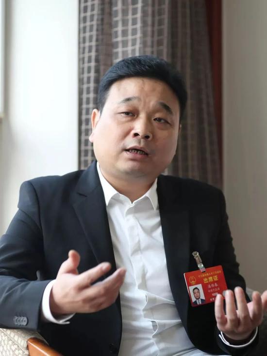 全国人大代表潘保春(资料图,来源:检察日报)