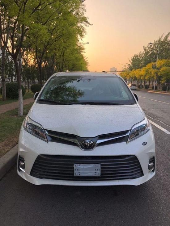 20款丰田塞纳现车价格配置参数全国优惠