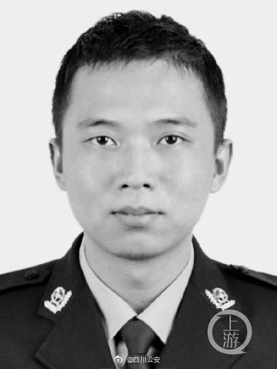 四川民警李雨阗跳江救人因公殉职 官方正在为其申报烈士图片