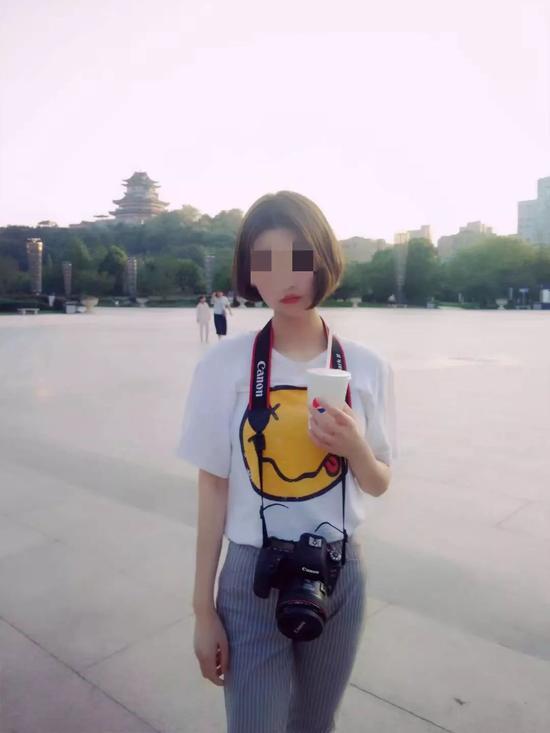 王婷婷生活照。受访者供图