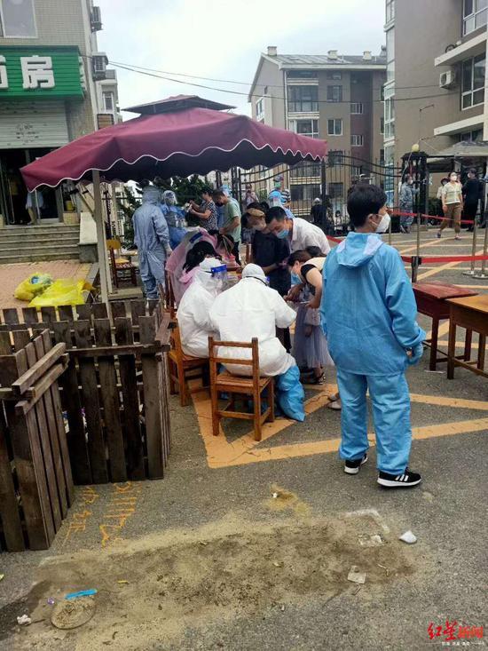 杏悦2杏悦例一海鲜公司所在的大连湾街道已图片