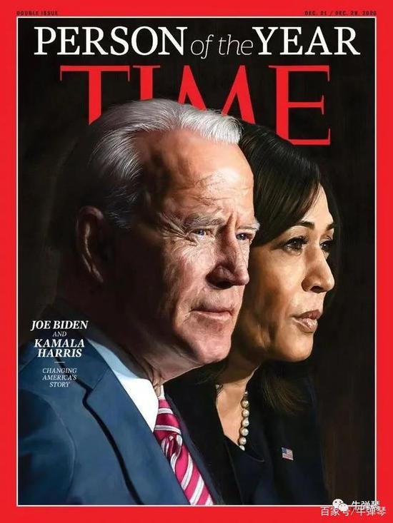 《时代》公布年度人物 特朗普这次表现很反常!