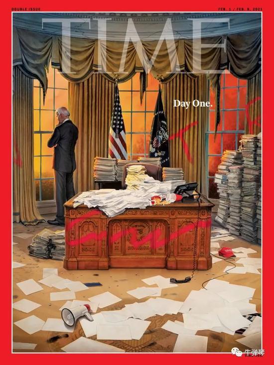 拜登上台第一天,白宫这些地方悄悄变了!