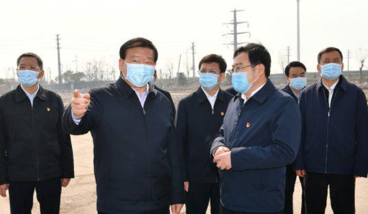 响水爆炸事故一周年,江苏省委书记去现场提要求图片